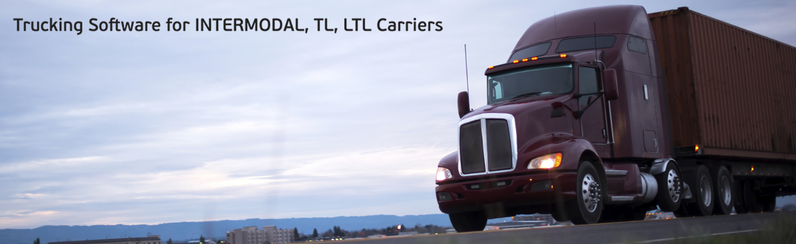 Trucking Software for Intermodal, TL and LTL Carriers